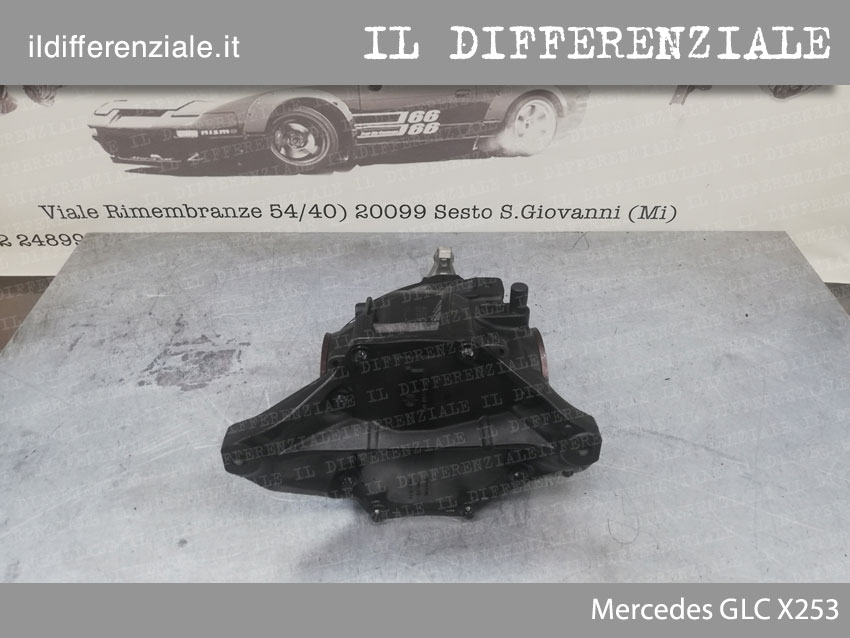 Differenziale posteriore Mercedes GLC X253