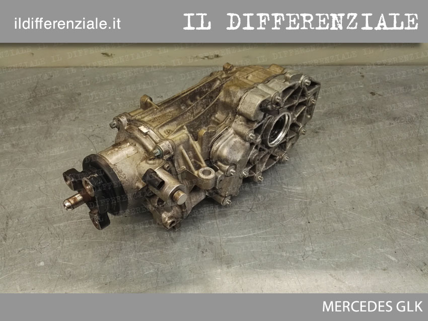 Differenziale Mercedes GLK anteriore 1