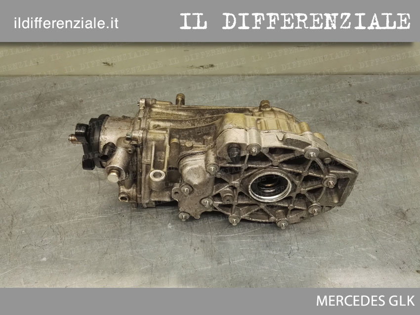 Differenziale Mercedes GLK anteriore 2