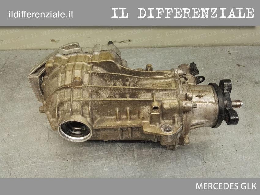 Differenziale Mercedes GLK anteriore 3