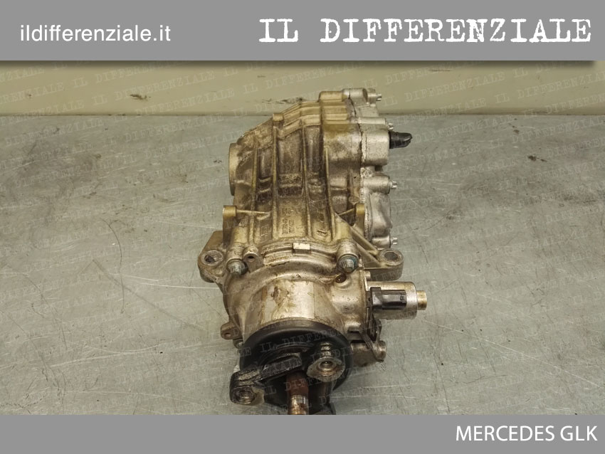 Differenziale Mercedes GLK anteriore 4