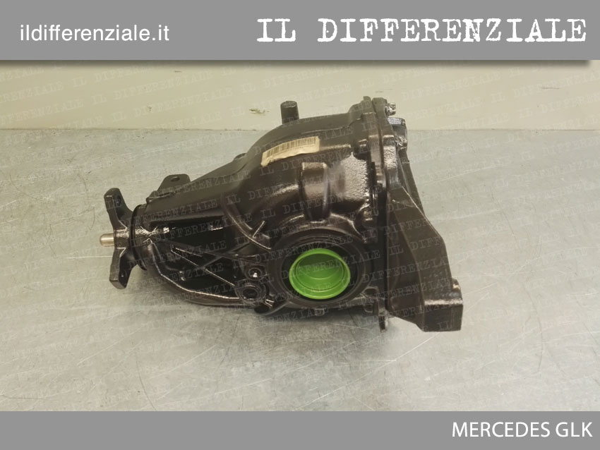 Differenziale Mercedes GLK posteriore 1