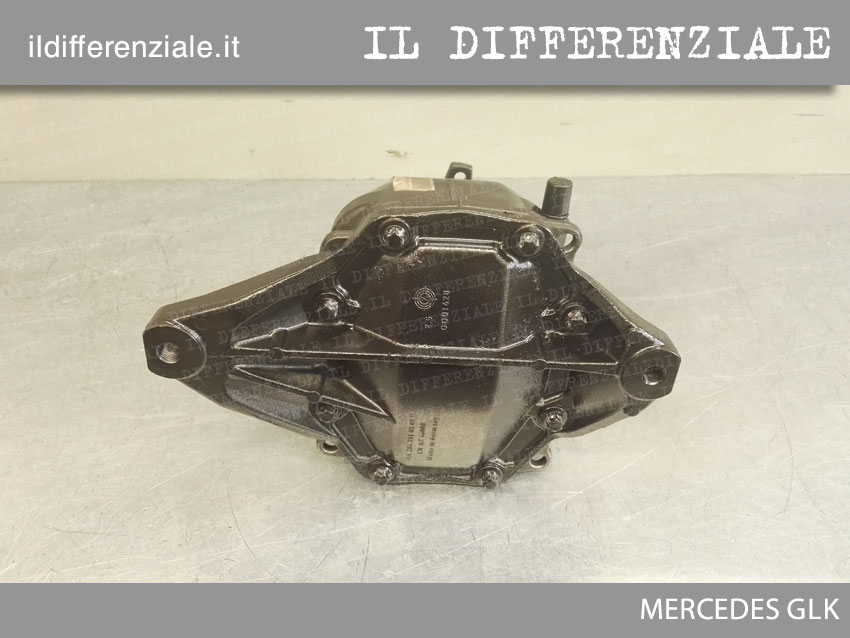 Differenziale Mercedes GLK posteriore 2