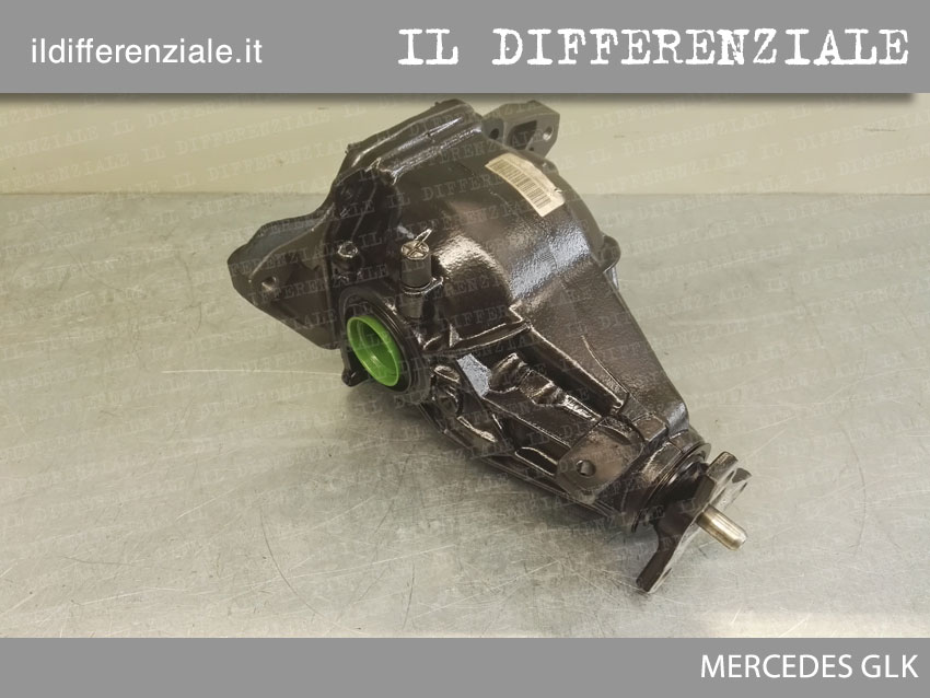 Differenziale Mercedes GLK posteriore 3