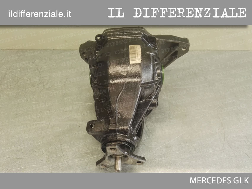 Differenziale Mercedes GLK posteriore 4