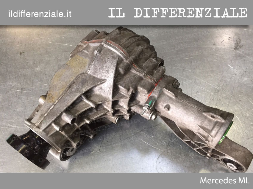 Differenziale Mercedes ML ANTERIORE