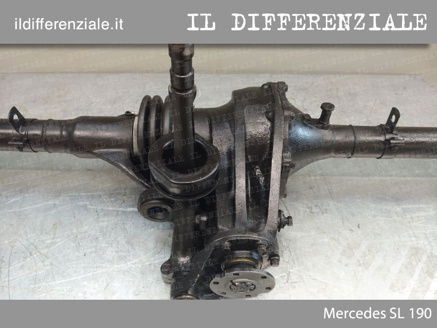 Differenziale Mercedes SL 190 posteriore 2