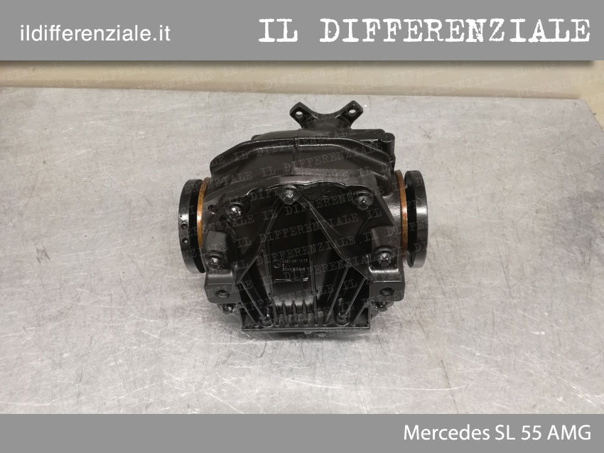 Differenziale Mercedes SL 55 AMG 2