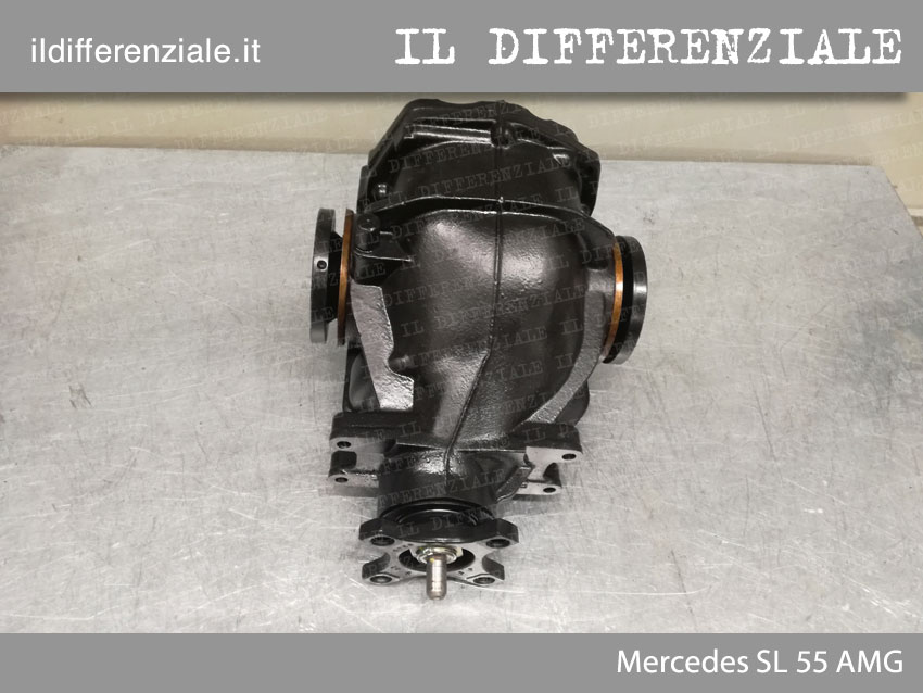 Differenziale Mercedes SL 55 AMG 3