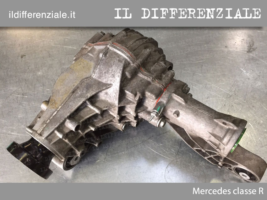 Differenziale anteriore Mercedes Classe R