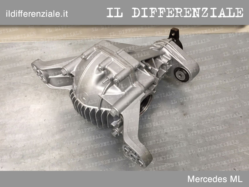 Differenziale posteriore Mercedes ML