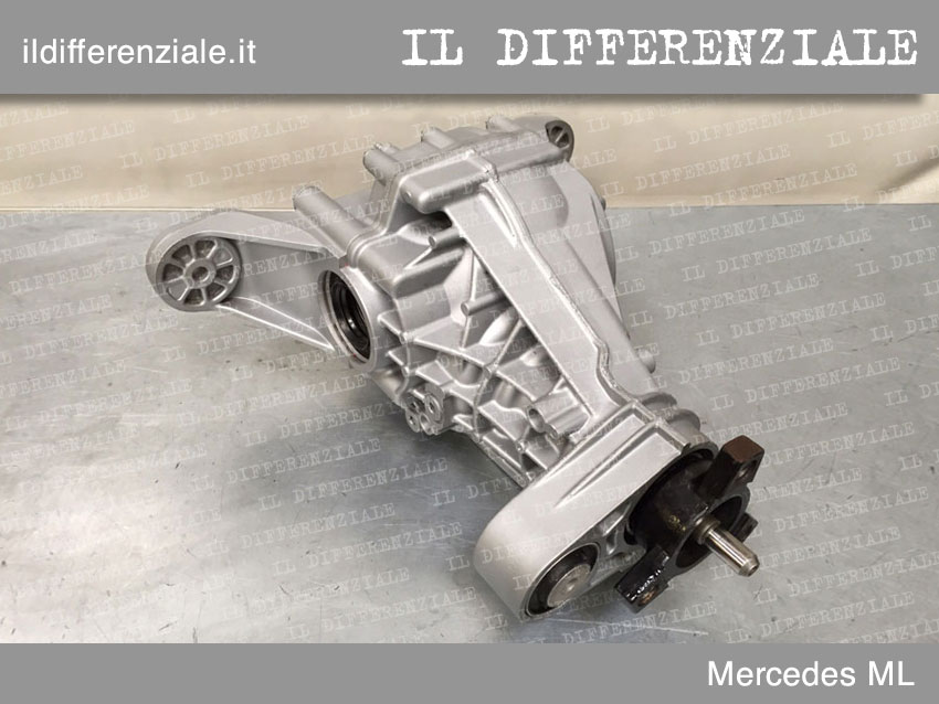 Differenziale posteriore Mercedes ML 3