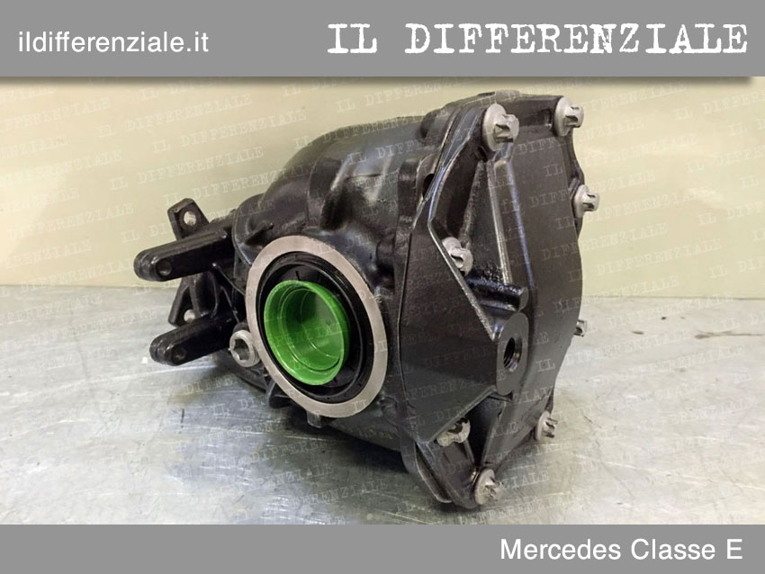 differenziale Mercedes Classe E 1