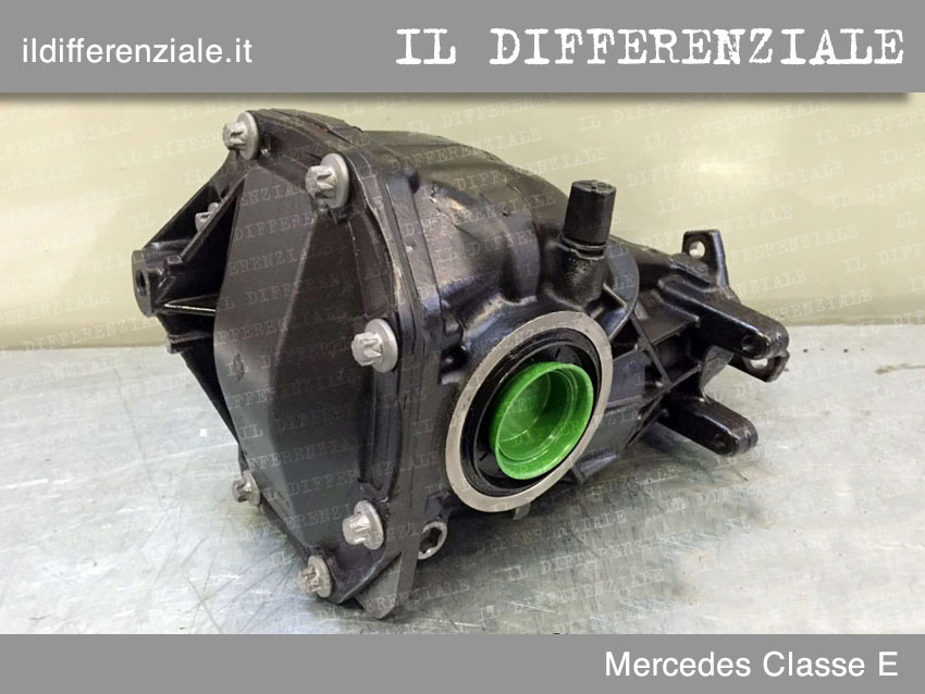 differenziale Mercedes Classe E 2