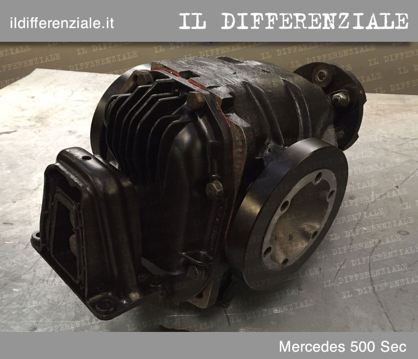 differenziale mercedes sec 500 2