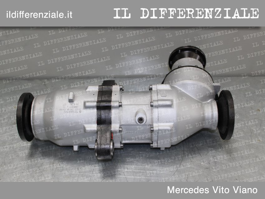 differenziale mercedes vito viano anteriore 1