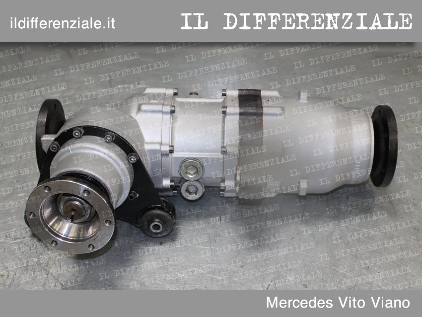 differenziale mercedes vito viano anteriore 2