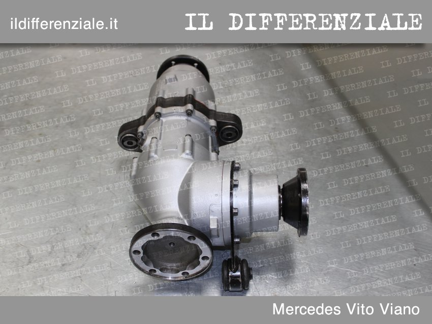 differenziale mercedes vito viano anteriore 3
