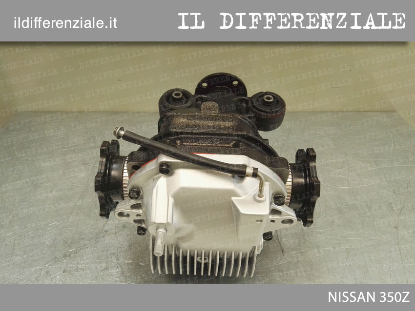 Differenziale posteriore Nissan 350z 1