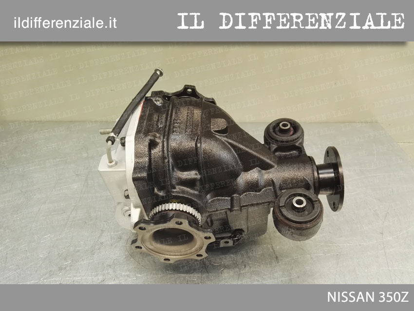 Differenziale posteriore Nissan 350z 2