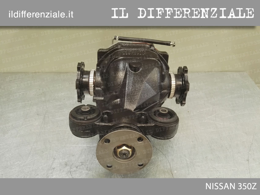 Differenziale posteriore Nissan 350z 3