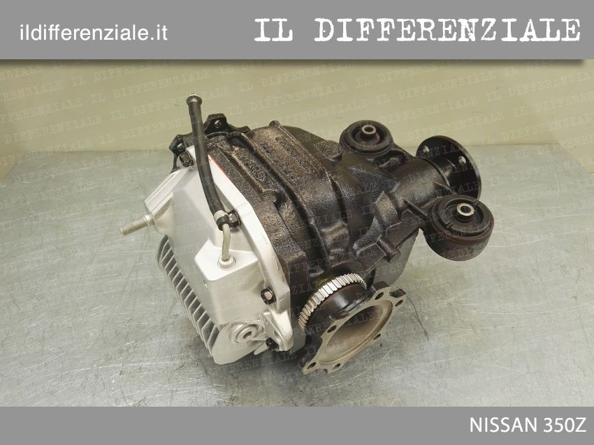 Differenziale posteriore Nissan 350z 4