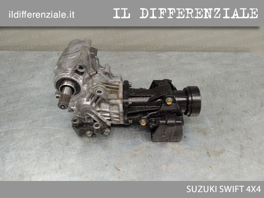 Differenziale Suzuki Swift 4x4 posteriore 1