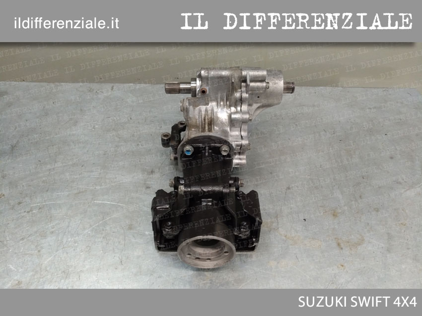 Differenziale Suzuki Swift 4x4 posteriore 2