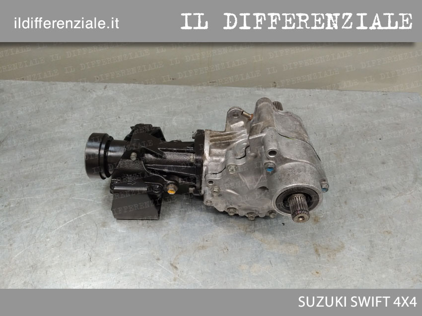 Differenziale Suzuki Swift 4x4 posteriore 3