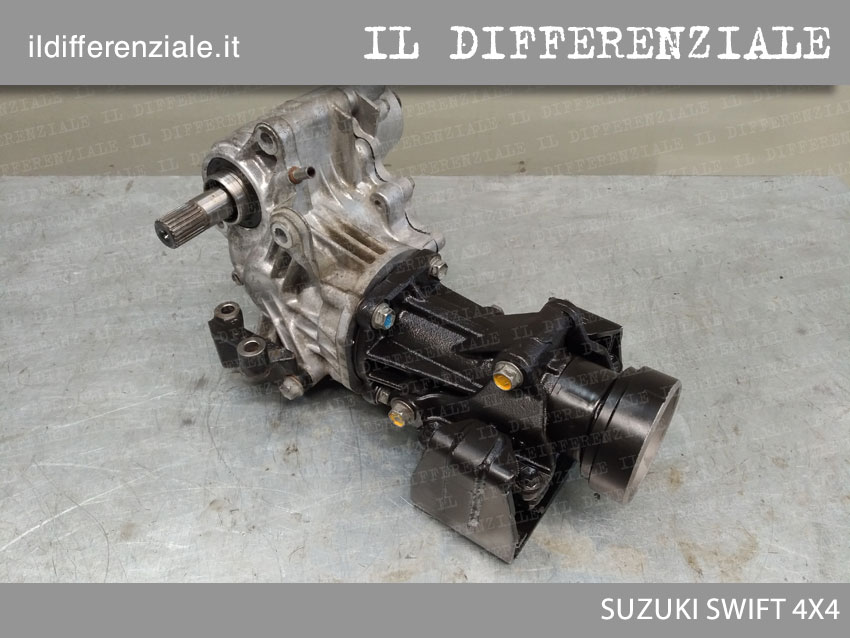 Differenziale Suzuki Swift 4x4 posteriore 4