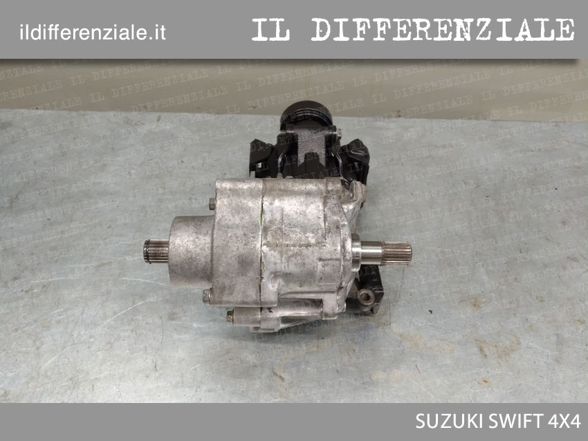 Differenziale Suzuki Swift 4x4 posteriore 5