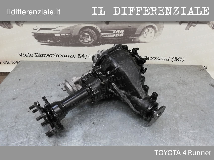Differenziale anteriore Toyota 4 Runner