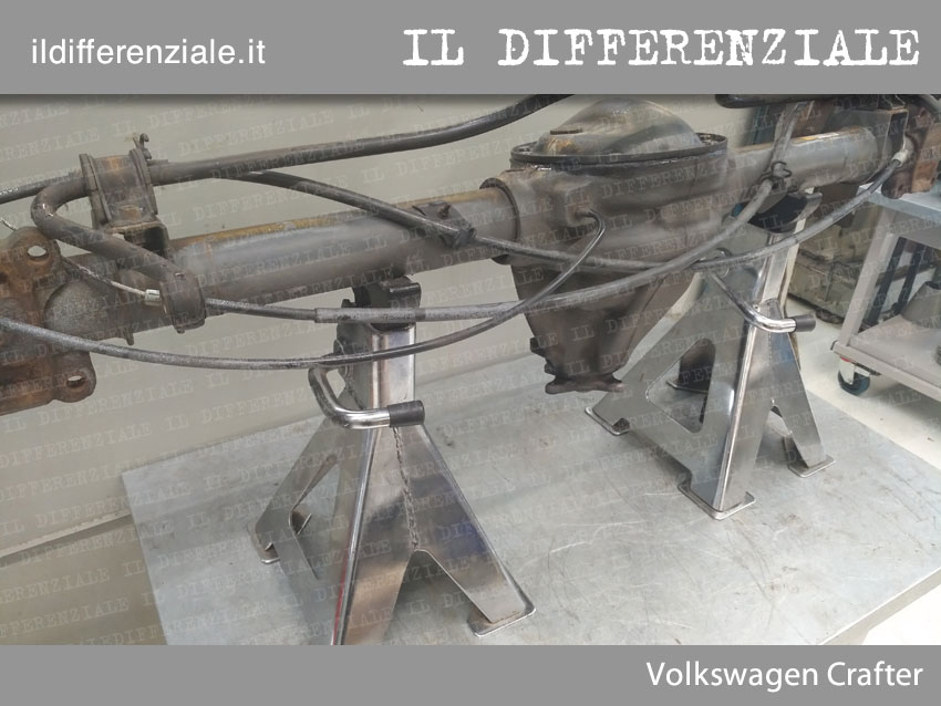 differenziale volkswagen crafter 1