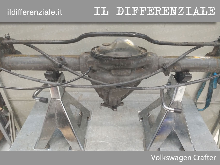 differenziale volkswagen crafter 3