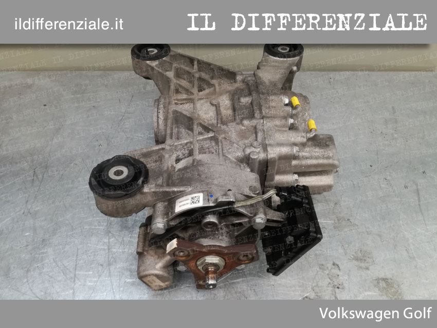 Revisione differenziale Volkswagen‎ Golf Posteriore