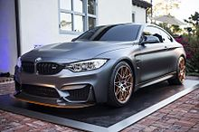 BMW 4Series Coupe 07