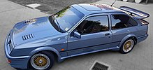220px Ford Sierra RS500 Wolf Racing
