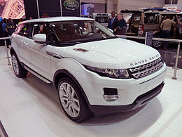 Range Rover Evoque 3 door wagon prototype 2010 10 16 02