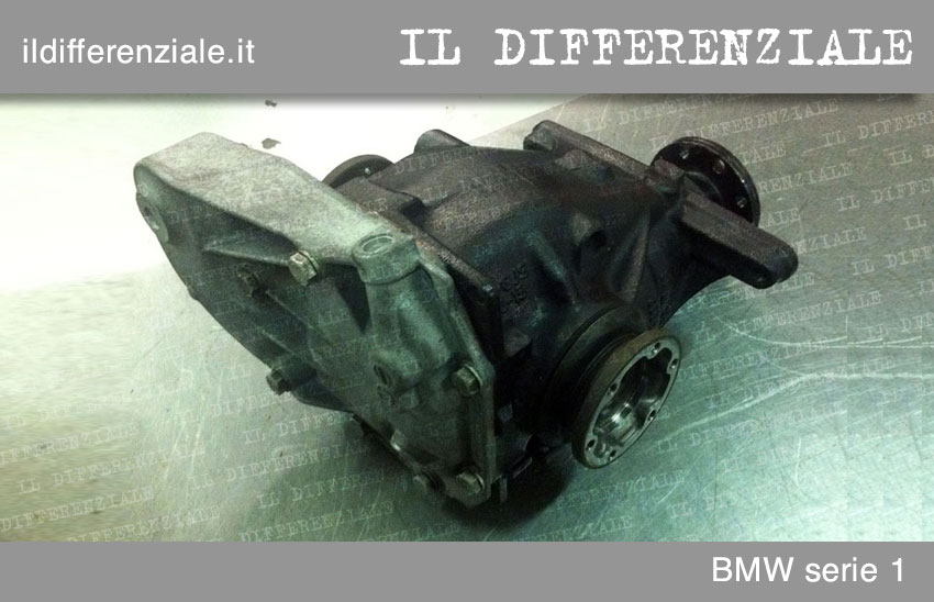 Differenziale-BMW-Serie-1-Revisionato