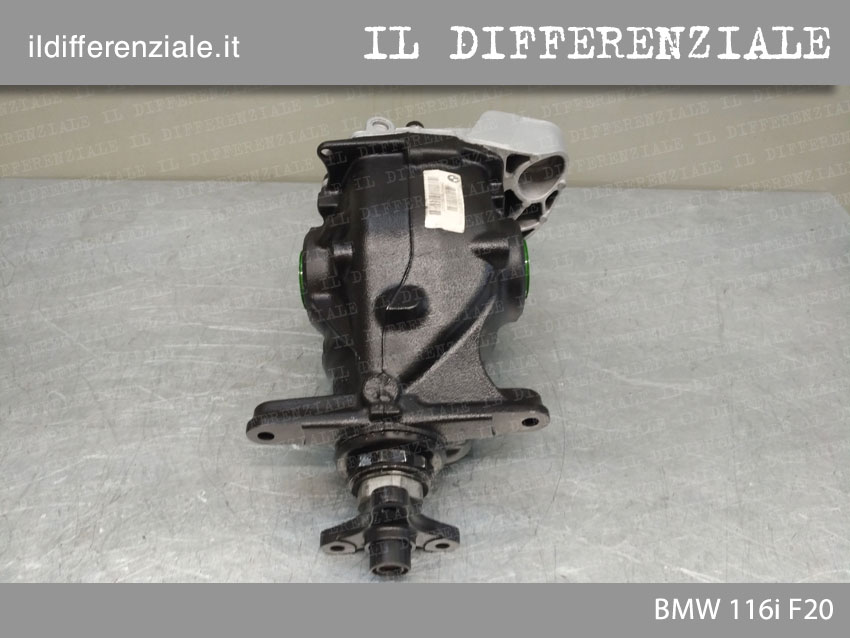 Differenziale BMW 116i F20 1