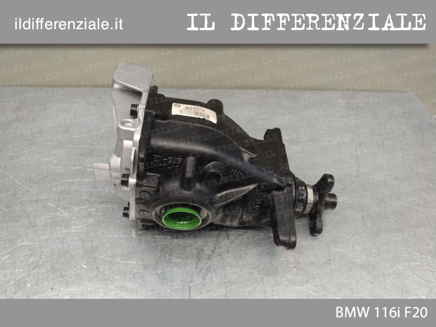 Differenziale BMW 116i F20 2