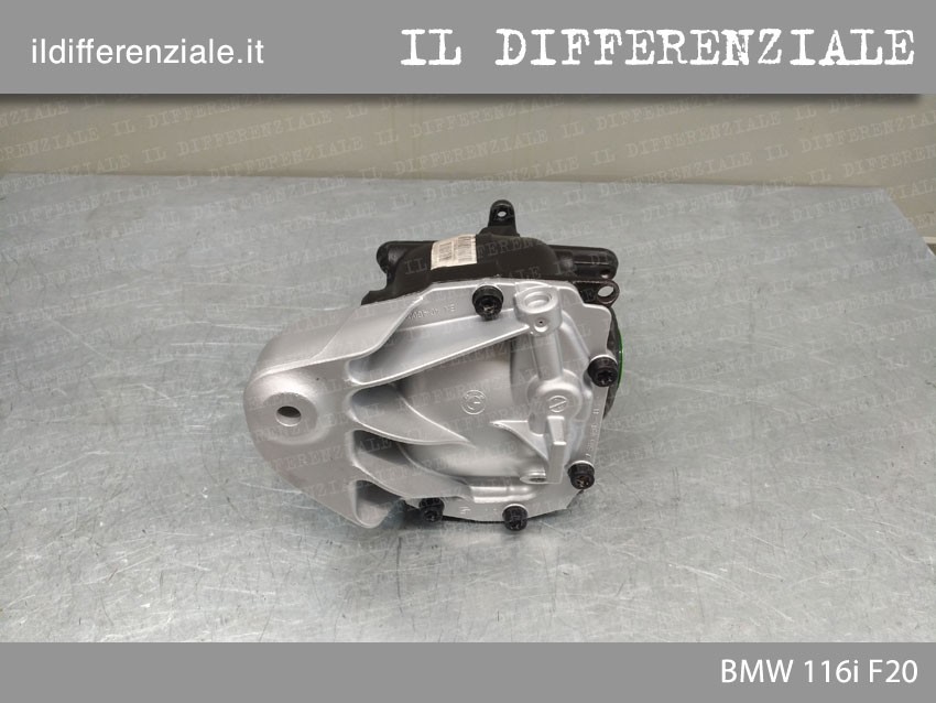 Differenziale BMW 116i F20 3
