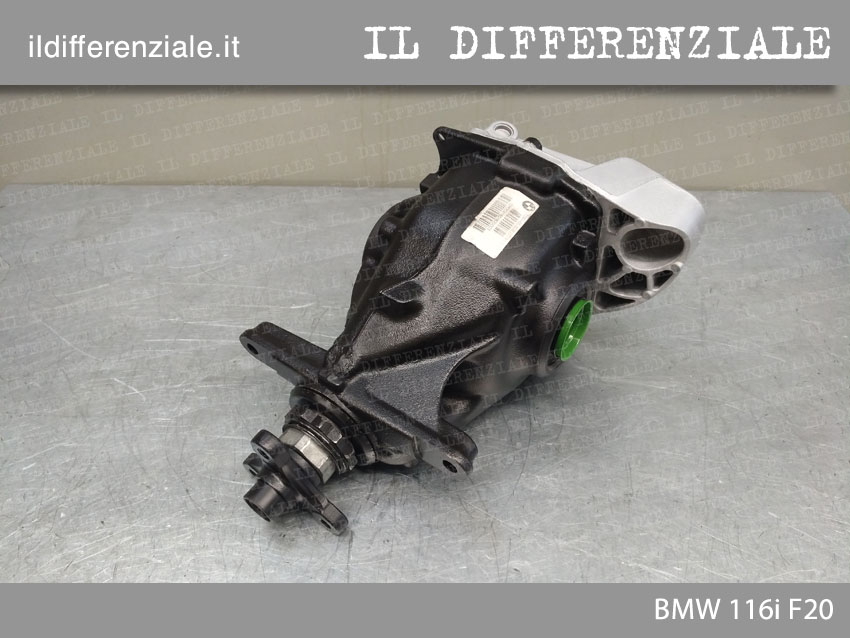 Differenziale BMW 116i F20 4
