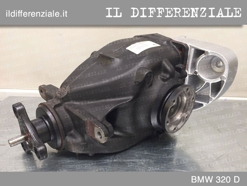 Differenziale BMW 320 d e90 revisionato 2