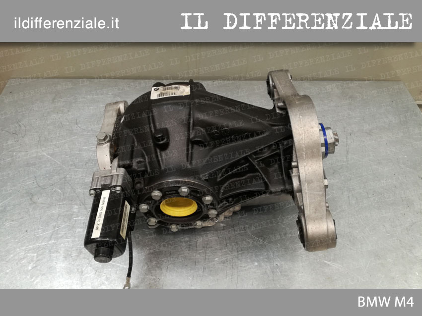 Differenziale BMW M4 2