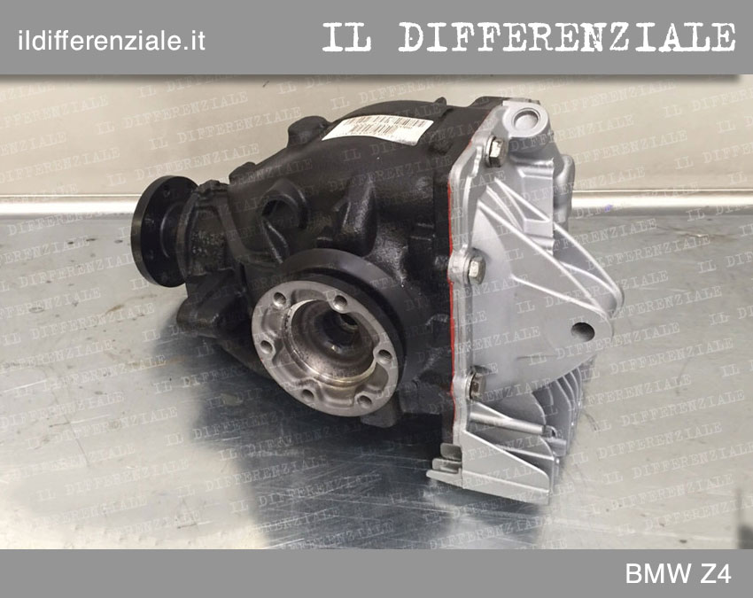 Differenziale BMW Z4 revisionato -
