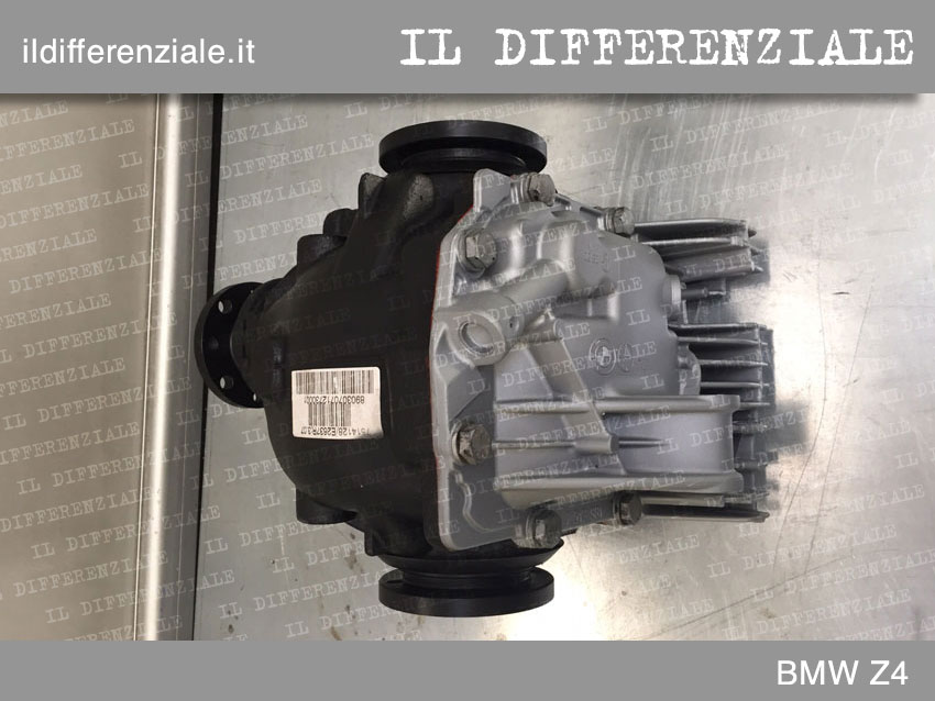 Differenziale BMW Z4 rigenerato