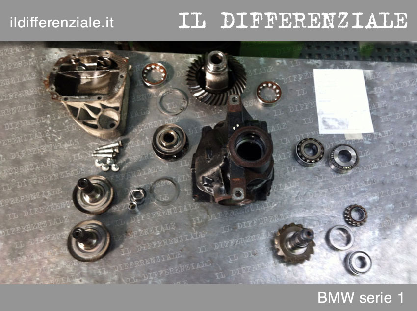 differenziale-BMW-Serie-1-smontato