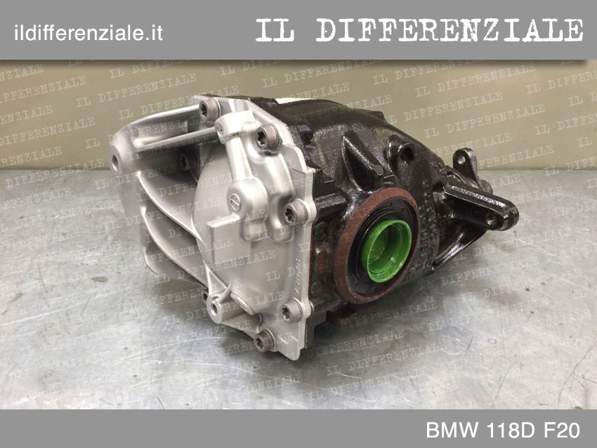 differenziale Bmw 118d F20 2