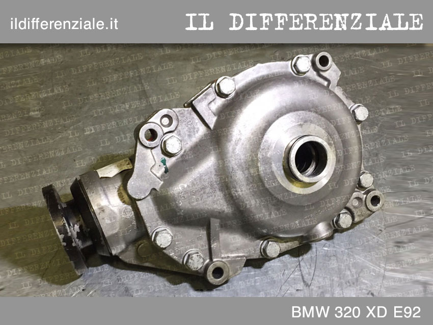 differenziale anteriore BMW 320 XD E92 3